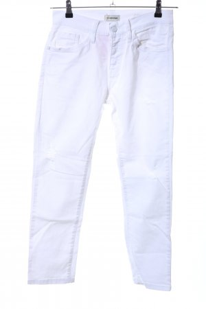 Rich & Royal Hoge taille jeans wit casual uitstraling