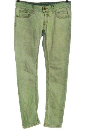 Rich & Royal Hüfthose grün Casual-Look