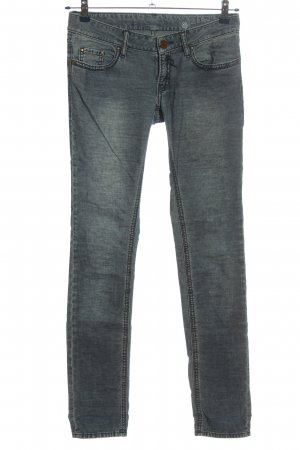 Rich & Royal Low Rise Jeans blue casual look