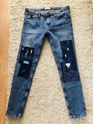 Rich & Royal Slim Jeans light blue-blue