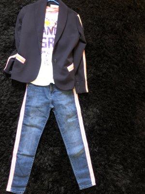 Rich & Royal Sweat Blazer multicolored