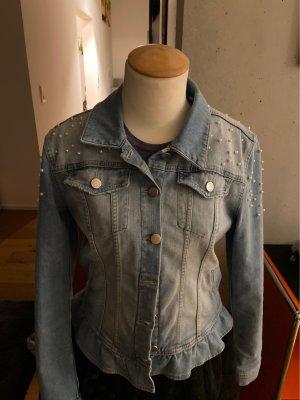 Rich & Royal Jeans Jacke GR M