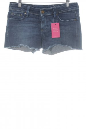 Rich & Royal Jeansshorts dunkelblau Casual-Look