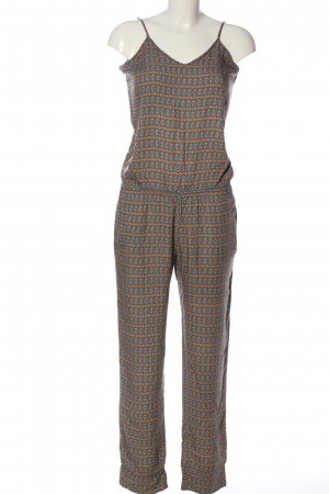 Rich & Royal Jumpsuit abstraktes Muster Casual-Look