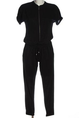 Rich & Royal Jumpsuit schwarz Casual-Look