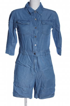 Rich & Royal Jumpsuit blau Casual-Look
