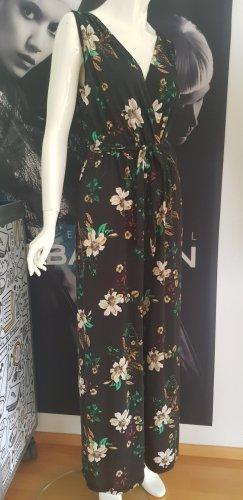 Rich & Royal jumpsuit floral mit bindegürtel 38/40