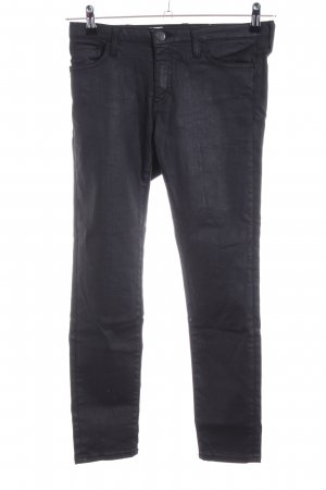 Rich & Royal Jeans a carota nero stile casual