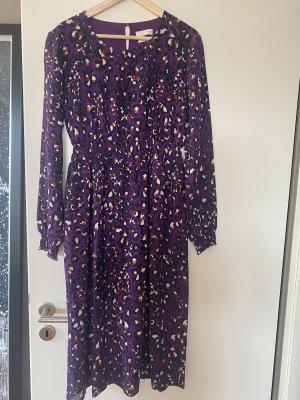 Rich&royal Kleid L 40 lila Midikleid Maxikleid