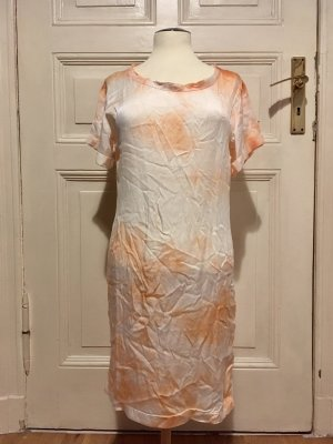 Rich & Royal Summer Dress apricot-natural white