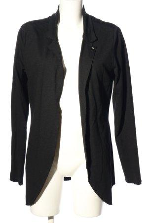 Rich & Royal Kurzjacke schwarz Casual-Look