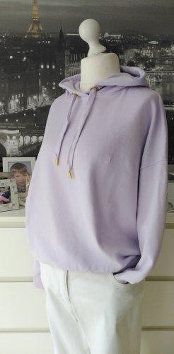 Rich & Royal * Kuscheliges Sweatshirt Hoodie * lila flieder * XL=42/44