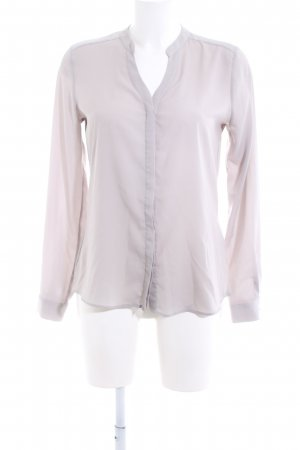 Rich & Royal Langarm-Bluse pink Business-Look