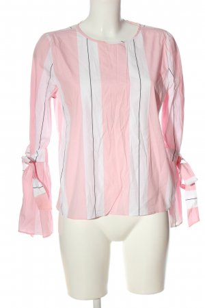 Rich & Royal Langarm-Bluse Allover-Druck Casual-Look