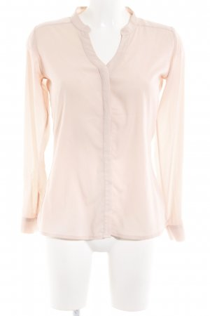 Rich & Royal Langarm-Bluse nude Casual-Look