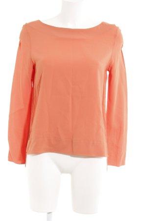 Rich & Royal Langarm-Bluse orange Casual-Look