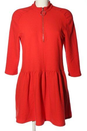 Rich & Royal Longsleeve Dress red casual look