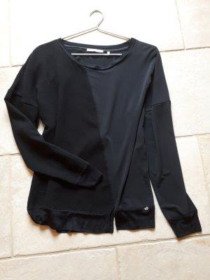 Rich & Royal Boatneck Shirt black
