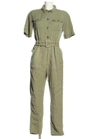 Rich & Royal Langer Jumpsuit khaki Casual-Look