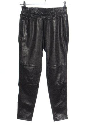 Rich & Royal Leggings schwarz Casual-Look