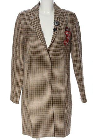 Rich & Royal Long-Blazer Allover-Druck Casual-Look