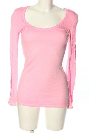 Rich & Royal Longsleeve pink Casual-Look