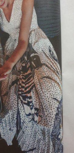 Rich & Royal Maxi abito multicolore