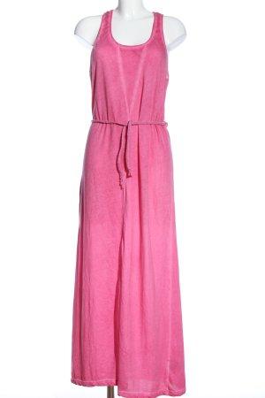 Rich & Royal Abito midi rosa stile casual