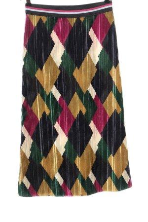Rich & Royal Spódnica midi Na całej powierzchni W stylu casual