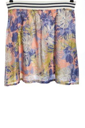 Rich & Royal Spódnica mini Nadruk z motywem W stylu casual