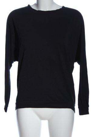Rich & Royal Oversized Shirt schwarz Casual-Look