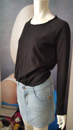 rich & Royal pullover jeansrock galliano neu erikette