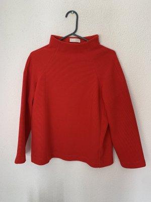 Rich&royal Pullover rot Größe S wie NEU