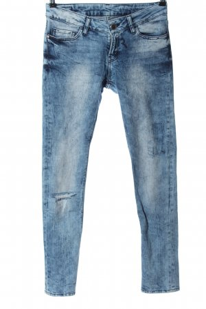Rich & Royal Tube Jeans blue casual look