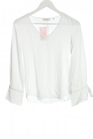 Rich & Royal Slip-over Blouse white casual look