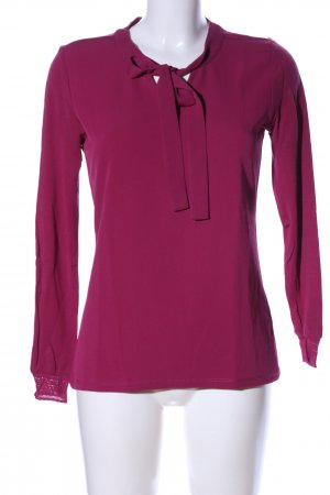 Rich & Royal Schlupf-Bluse pink Business-Look