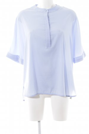 Rich & Royal Slip-over Blouse blue casual look