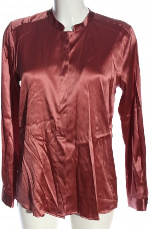 Rich & Royal Jedwabna bluzka różowy W stylu casual
