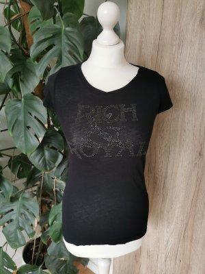 Rich & Royal T-Shirt black