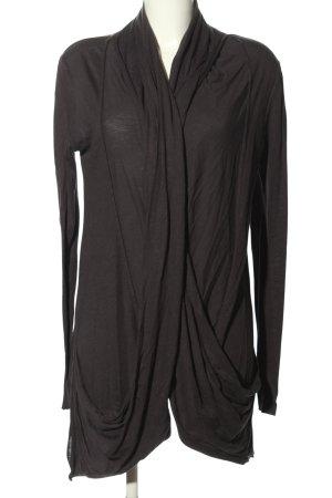 Rich & Royal Veste chemise gris clair style décontracté