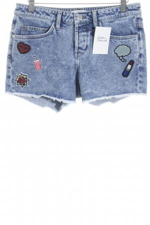Rich & Royal Shorts mehrfarbig