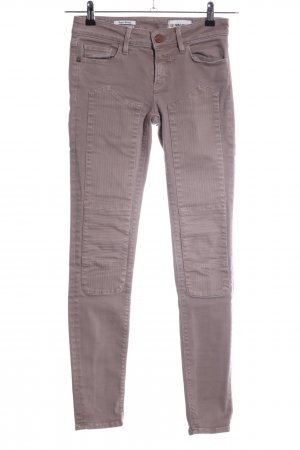 Rich & Royal Skinny Jeans braun Casual-Look