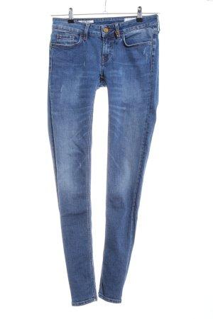 Rich & Royal Jeans skinny blu stile casual