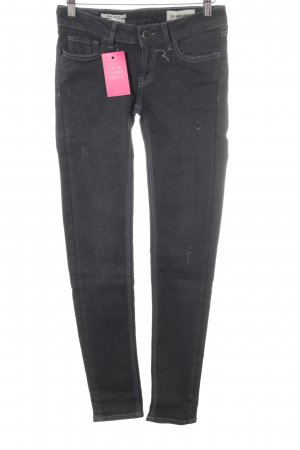 Rich & Royal Skinny Jeans dunkelblau Casual-Look
