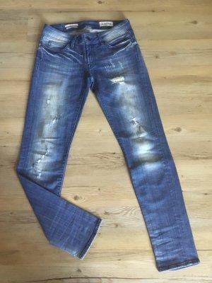 Rich & Royal Skinny Jeans, Gr. 27/32
