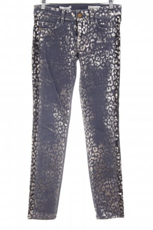 Rich & Royal Skinny Jeans Leomuster Casual-Look