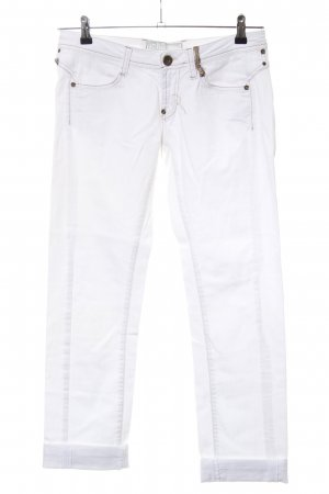 Rich & Royal Slim Jeans weiß Casual-Look
