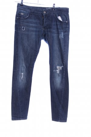 Rich & Royal Slim Jeans blue casual look