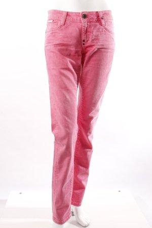 Rich & Royal Slim Jeans pink