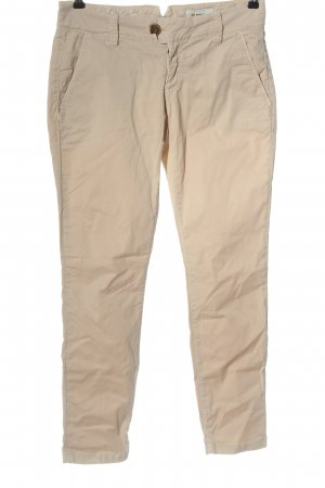 Rich & Royal Stoffhose creme Casual-Look